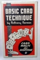 Basic Card Technique (Anthony Norman)