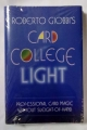 Card College Light (Roberto Giobbi)