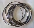 Chinese Linking Rings 10 inch (set of 8)