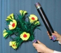 Feather Stick to Flowers (Tora)