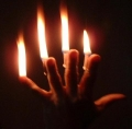 Flames at Fingertips