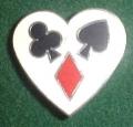 Heart & Pips - B 008