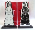 Hippity Hop Rabbits, Large 14""