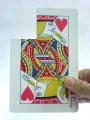 Indestructible Card, Jumbo Bicycle