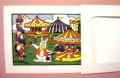 Magic Colouring Picture, Carnival Scene