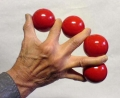 Multiplying Billiard Balls 50 mm.