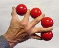 Multiplying Billiard Balls 50 mm.