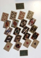 Playing Cards - Bicycle Old Masters (poker)