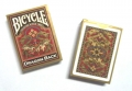 Playing Cards - Bicycle Dragon Back, Gold (poker)