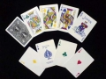 Playing Cards - Bicycle Multi Colour Deck (poker)