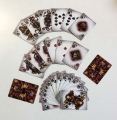Playing Cards - Bicycle Killer Clowns (poker)