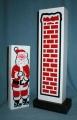 Santa in the Chimney, Deluxe