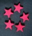 Sponge Star, Red