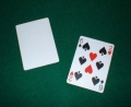 Transposition Surprise (Bicycle poker)