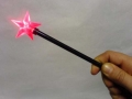 Bacchettina Magica Mini Red Star