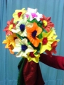 Bouquet Gigante da 3 Foulards