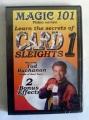 Card Sleights Vol.1 - Ted Buchanan