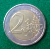 Conchiglia Allargata per Moneta 2 Euro