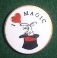 I Love Magic - B 004