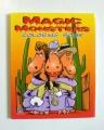 Libro Che Si Colora (Magic Monsters)