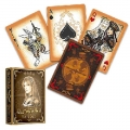 Mazzo Alice of Wonderland, Gold (poker)
