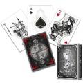 Mazzo Alice of Winderland, Silver (poker)