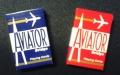 Mazzo Aviator Blu (poker)
