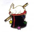 Coniglio sul Cappello e Bacchetta