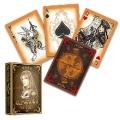Mazzo Alice of Wonderland, Gold (poker)