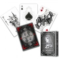 Mazzo Alice of Winderland, Silver (poker)
