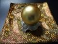 Palla Zombie Mini (Oro)