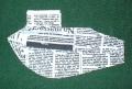 Servente Giornale per Tortora (Bazar)